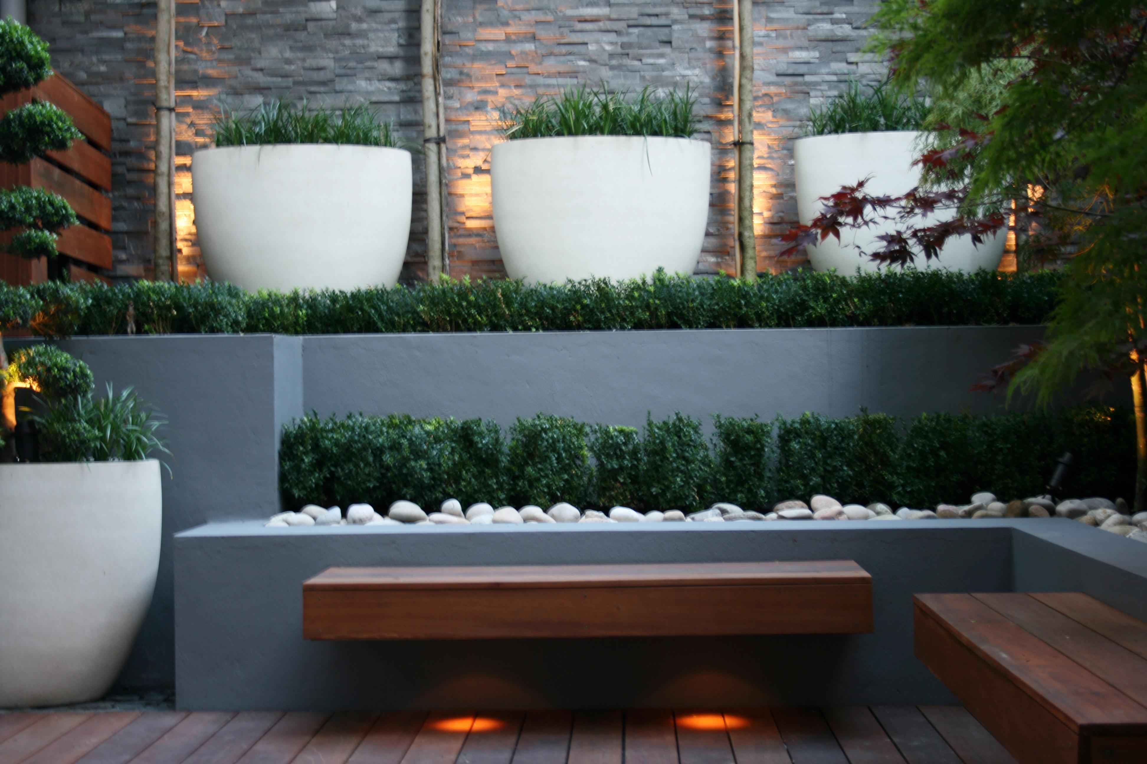 10 modern garden design ideas - Design for Me