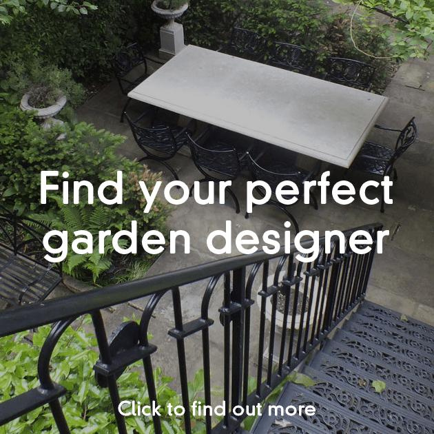 Garden designer finder