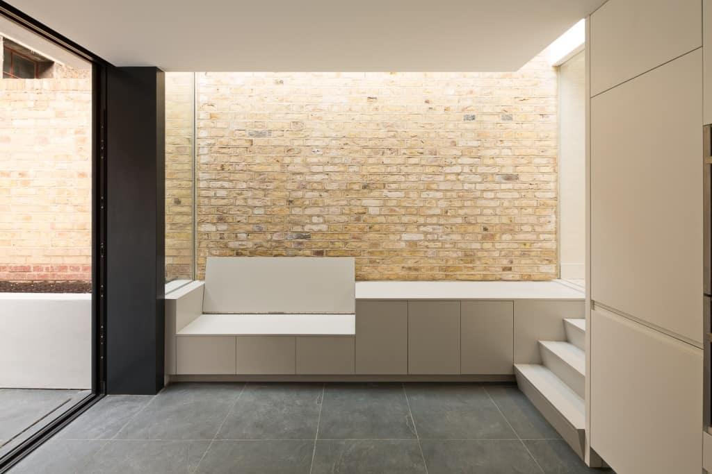 Basement extension london